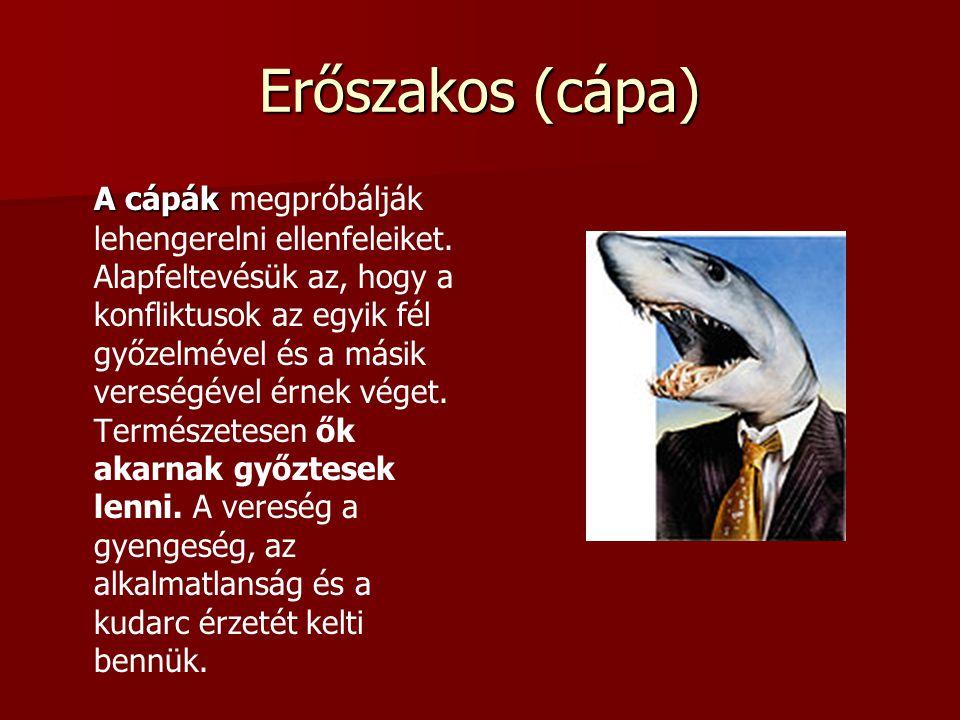 Erőszakos (cápa)