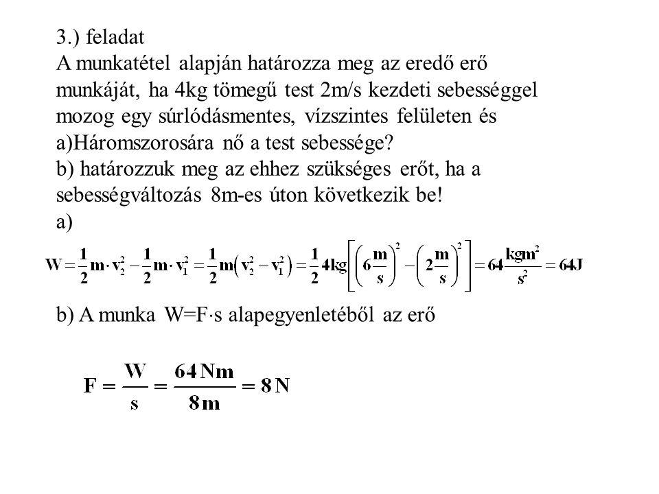 3.) feladat