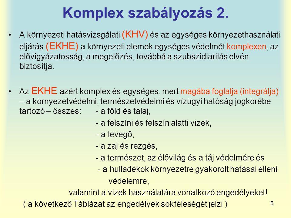 Komplex szabályozás 2.