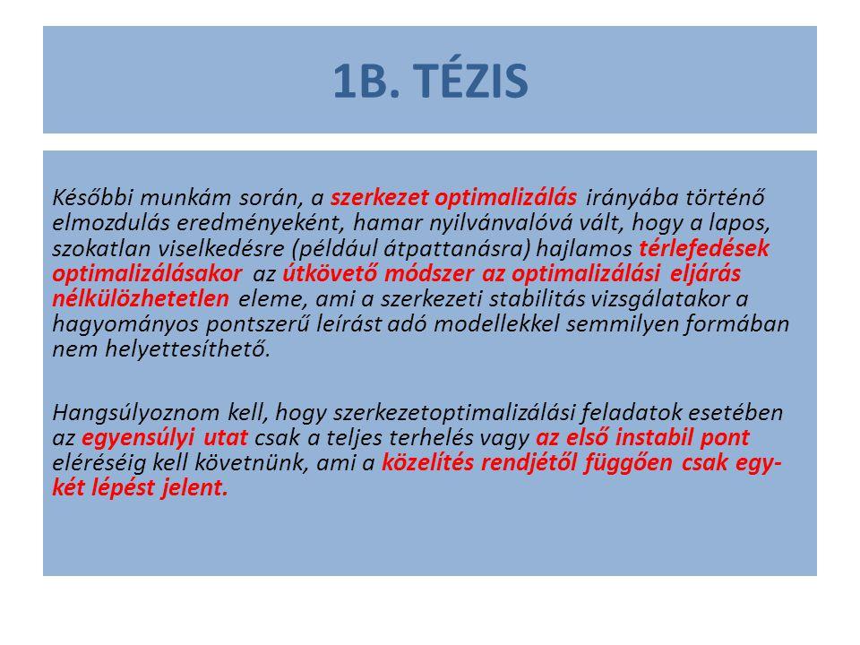 1B. TÉZIS