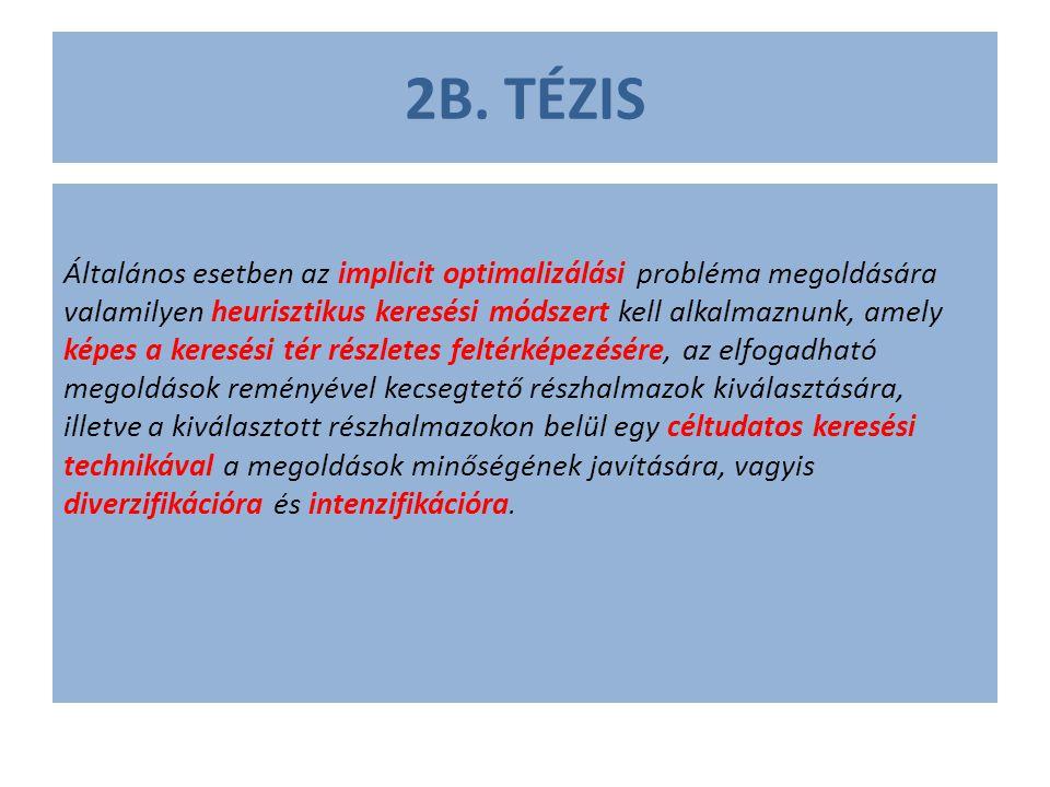 2B. TÉZIS
