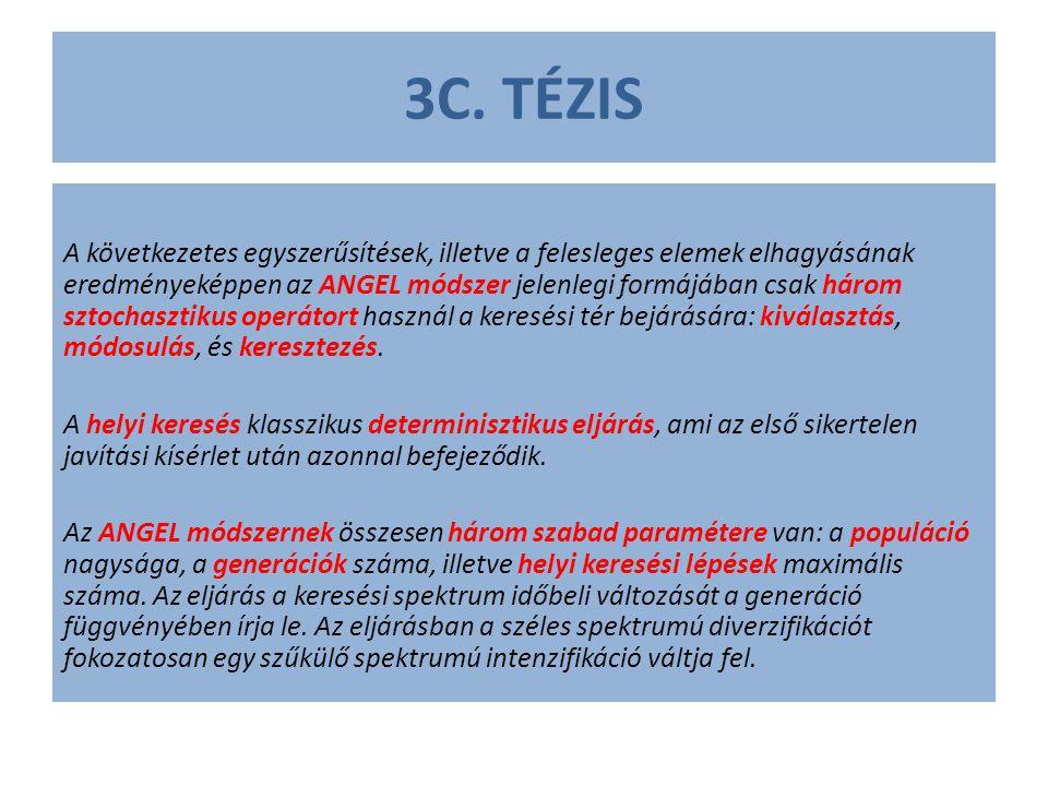 3C. TÉZIS