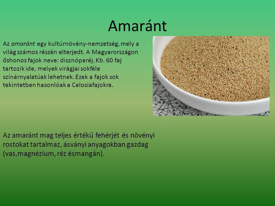 Amaránt