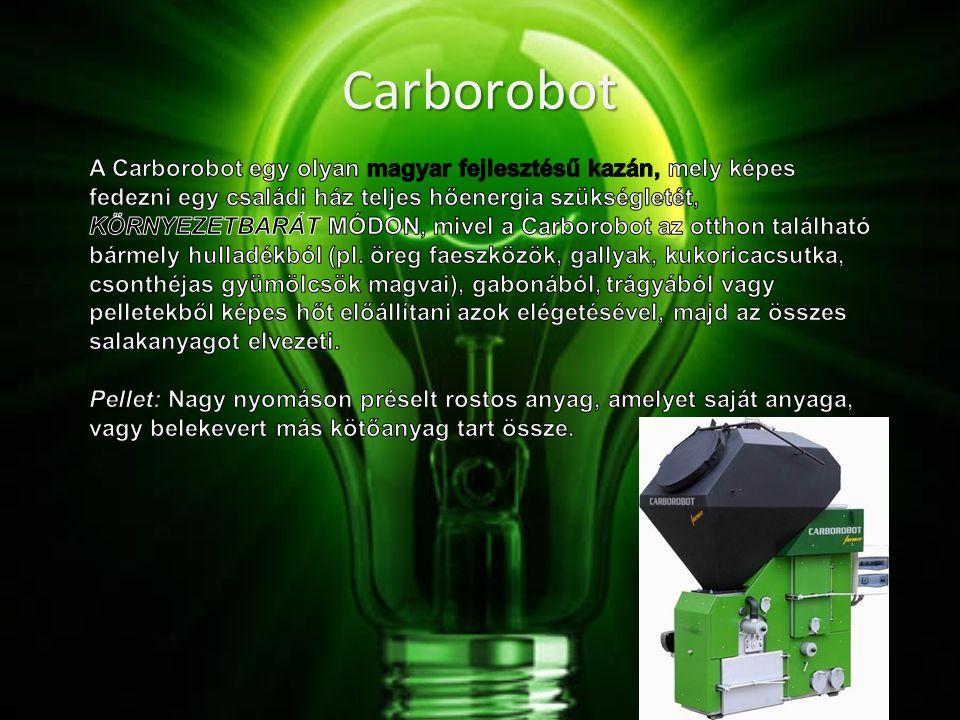Carborobot