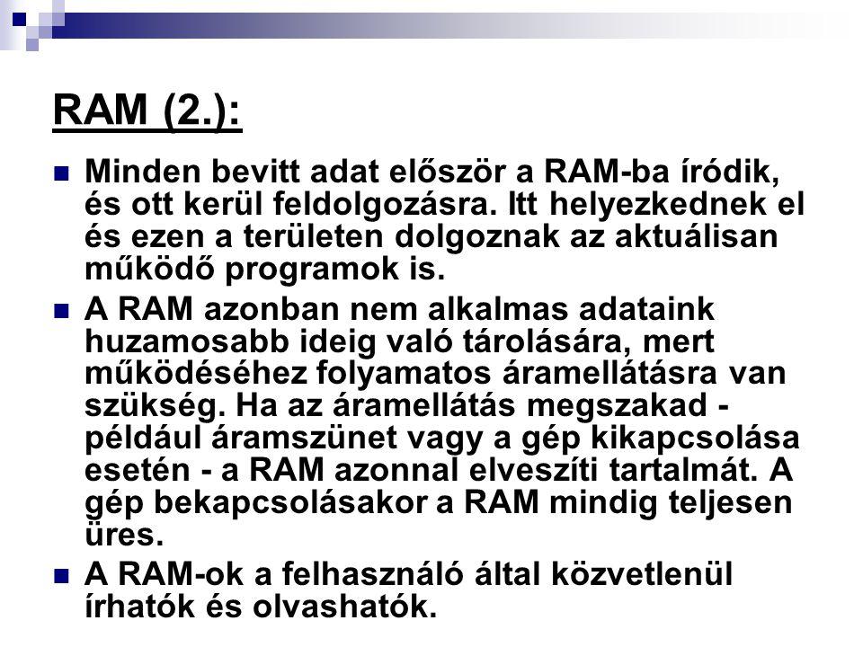 RAM (2.):