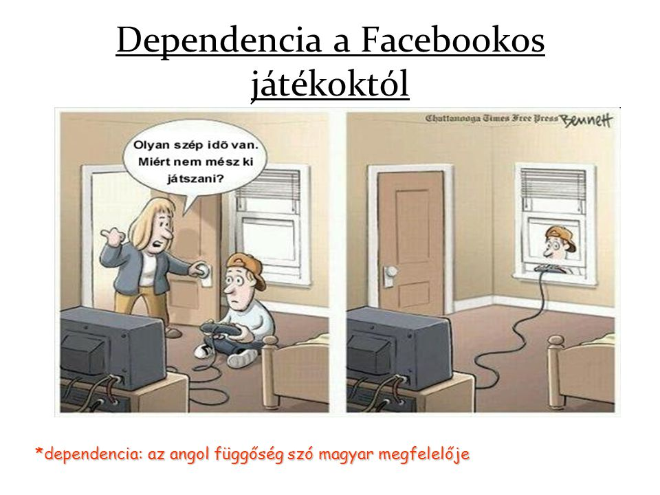 Dependencia a Facebookos játékoktól
