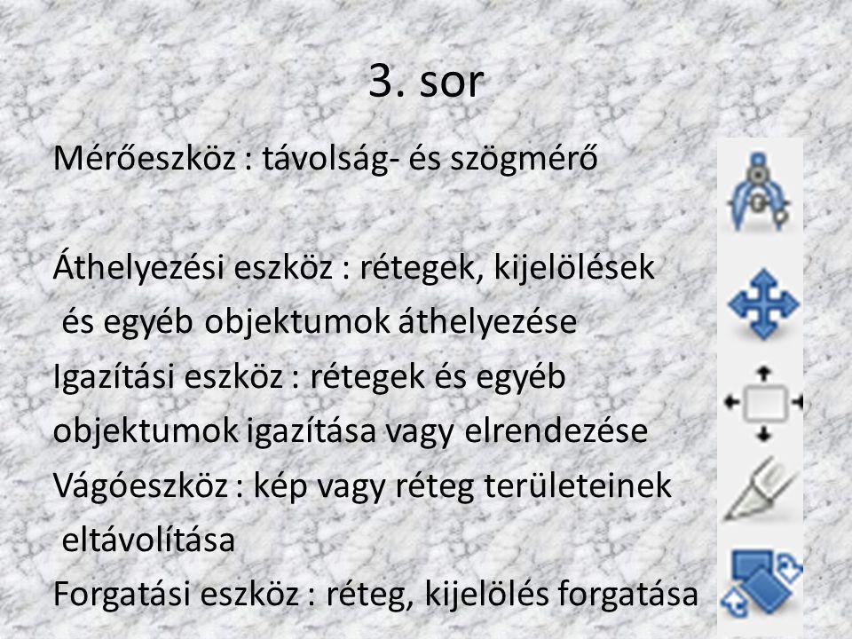 3. sor