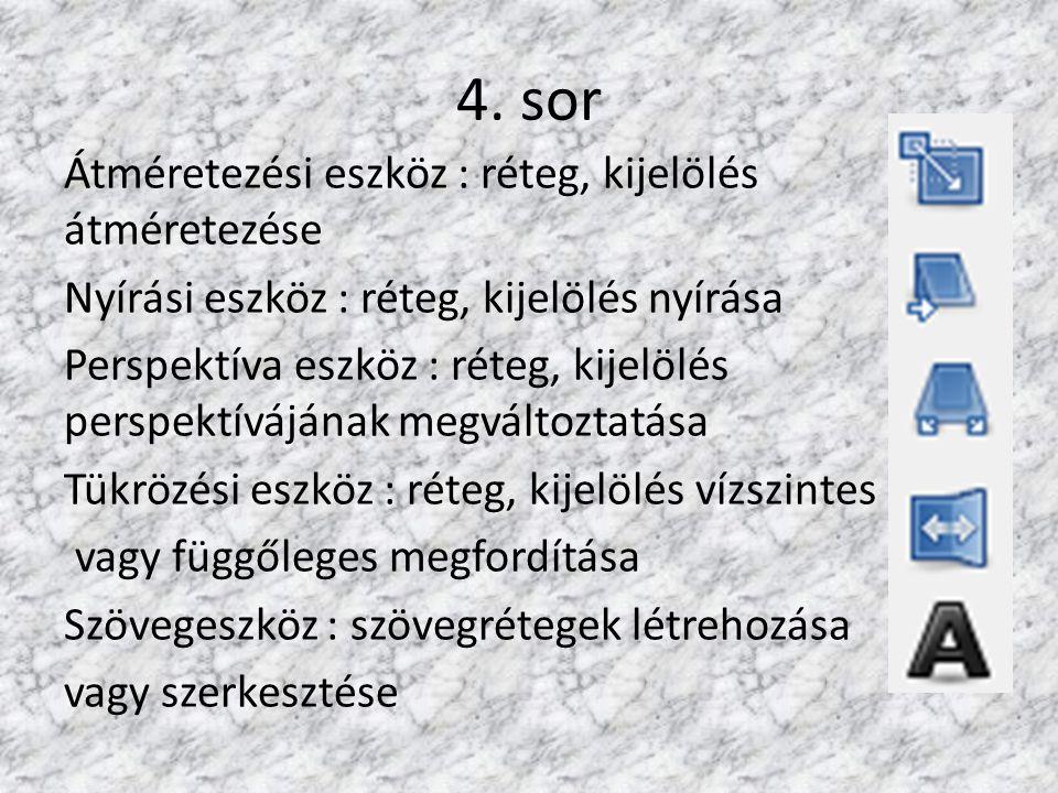 4. sor
