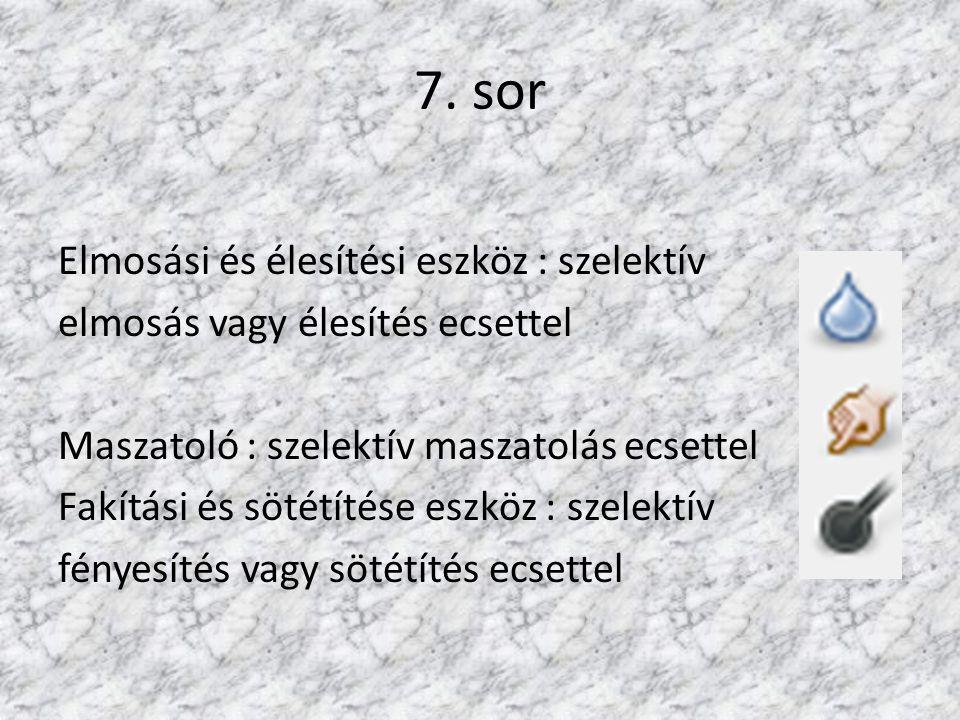 7. sor