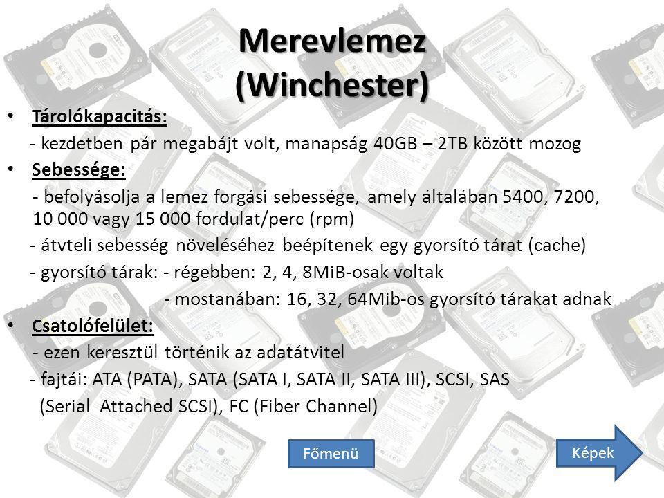 Merevlemez (Winchester)