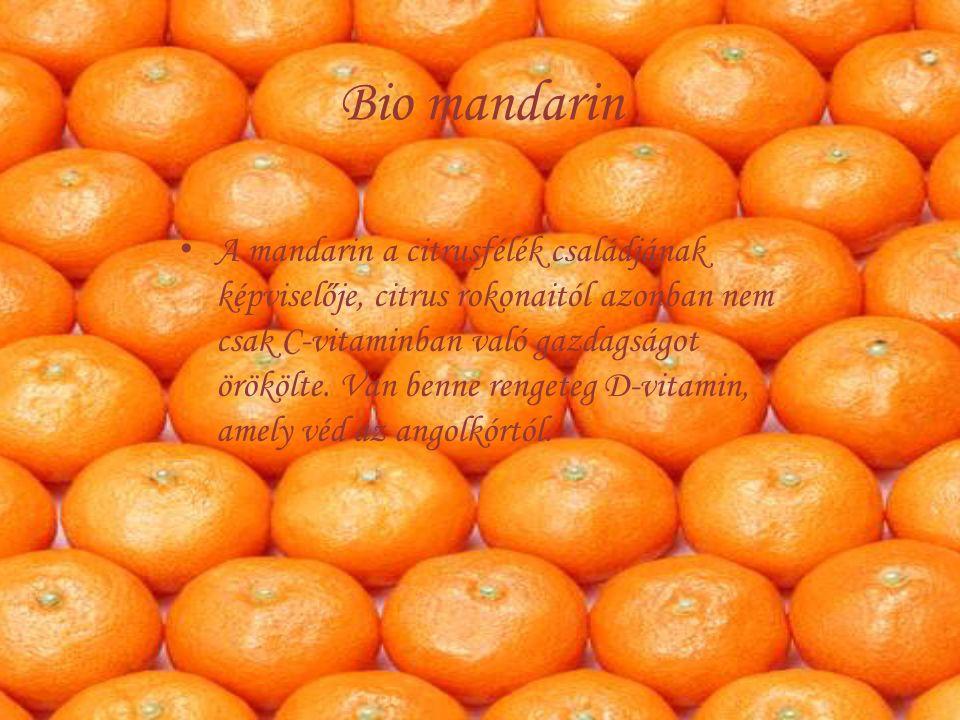 Bio mandarin