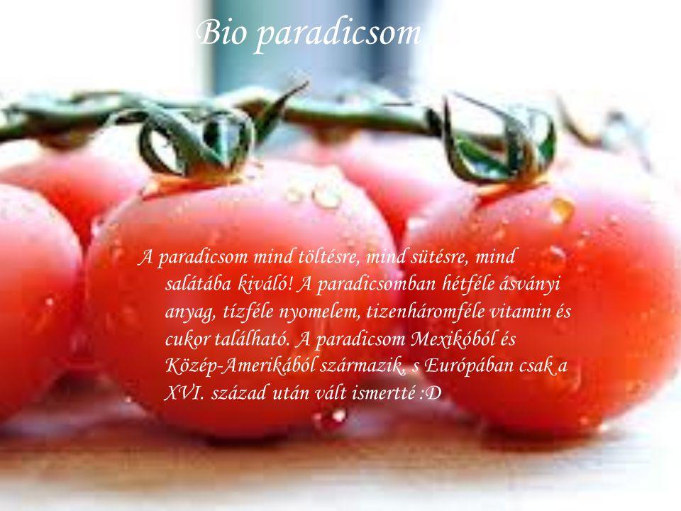 Bio paradicsom