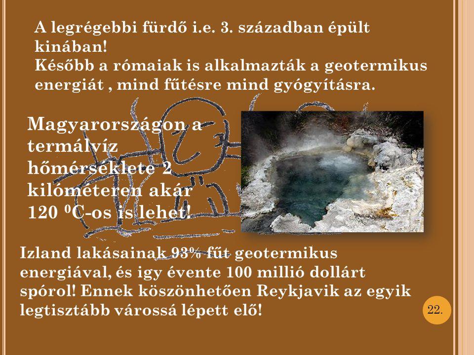 A legrégebbi fürdő i.e. 3. században épült kinában!