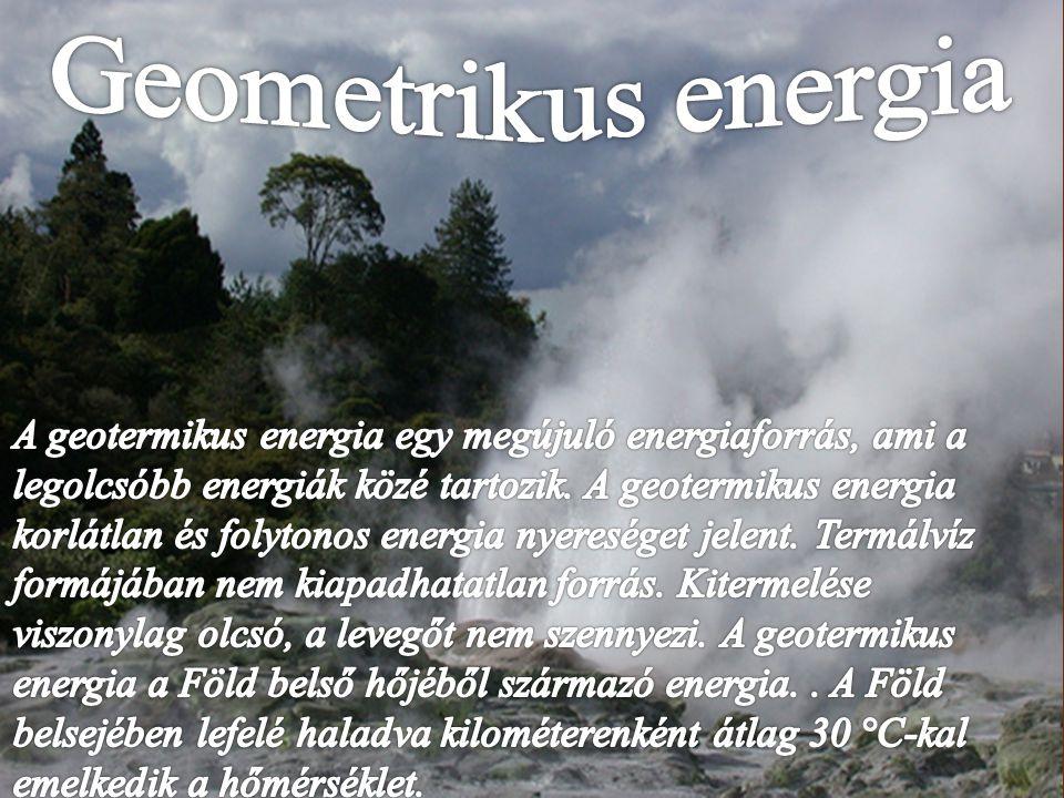 Geometrikus energia