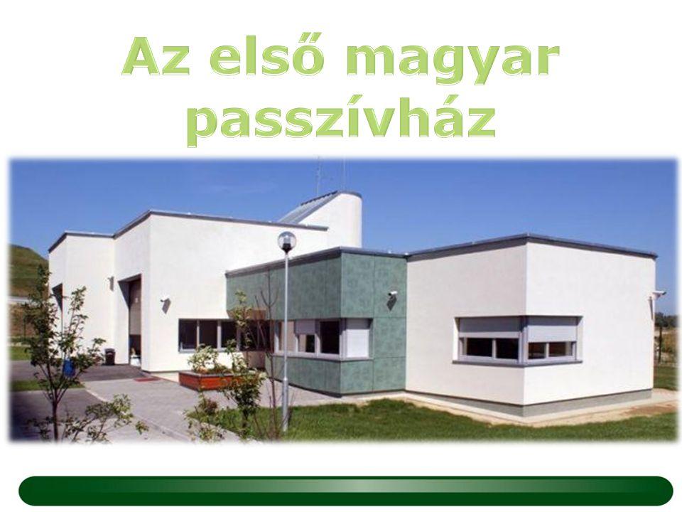Az első magyar passzívház