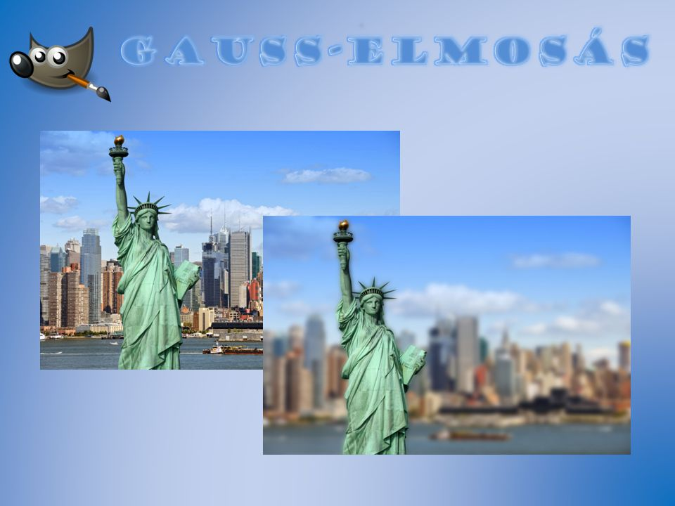 GAUSs-Elmosás
