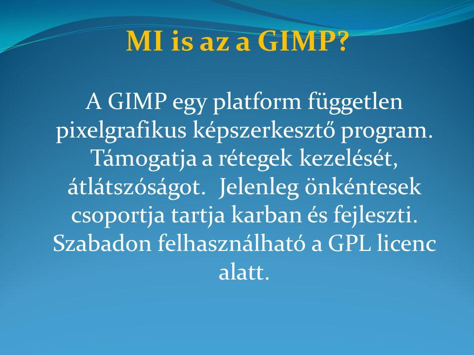 MI is az a GIMP