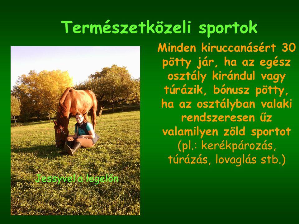 Természetközeli sportok