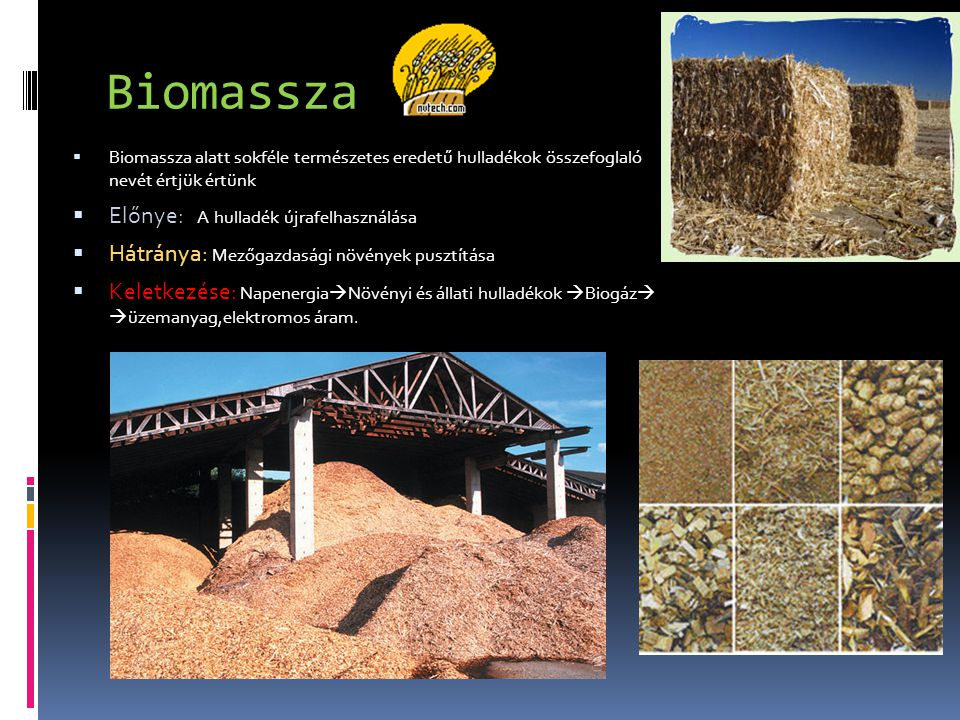 Biomassza Előnye: A hulladék újrafelhasználása