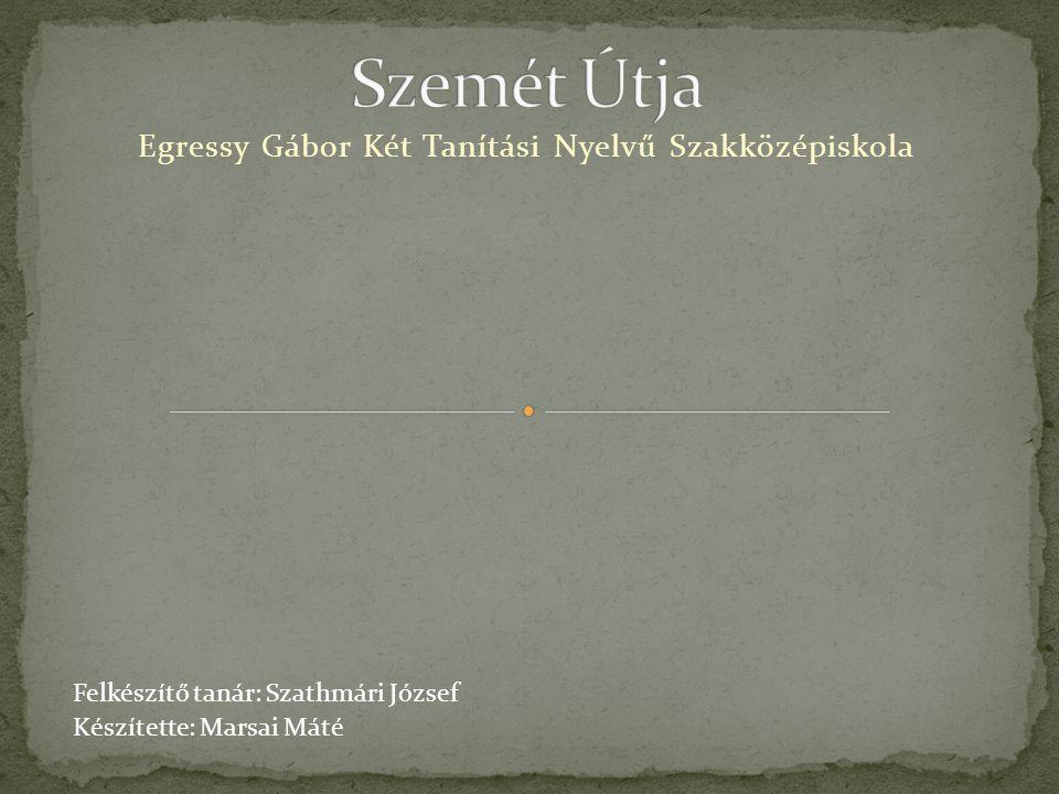 Egressy Gábor Két Tanítási Nyelvű Szakközépiskola