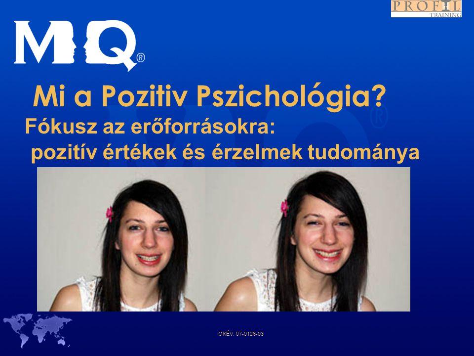 Mi a Pozitiv Pszichológia