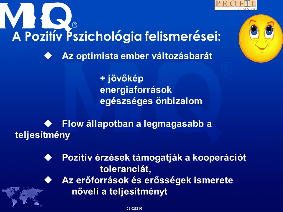 A Pozitív Pszichológia felismerései: