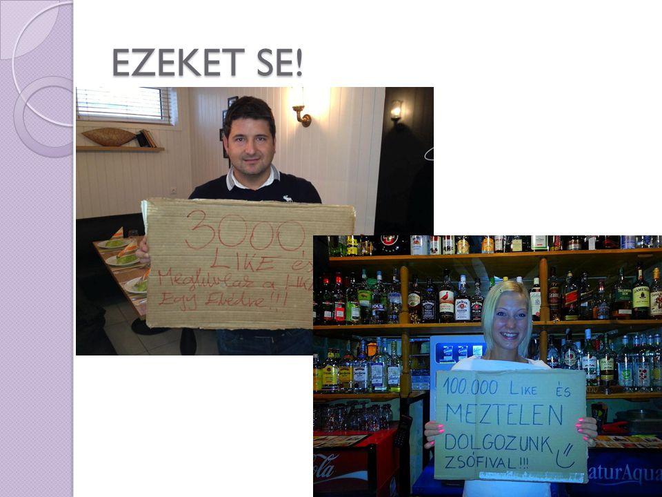 EZEKET SE!