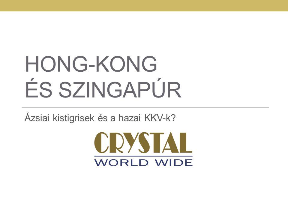 Hong-kong és Szingapúr
