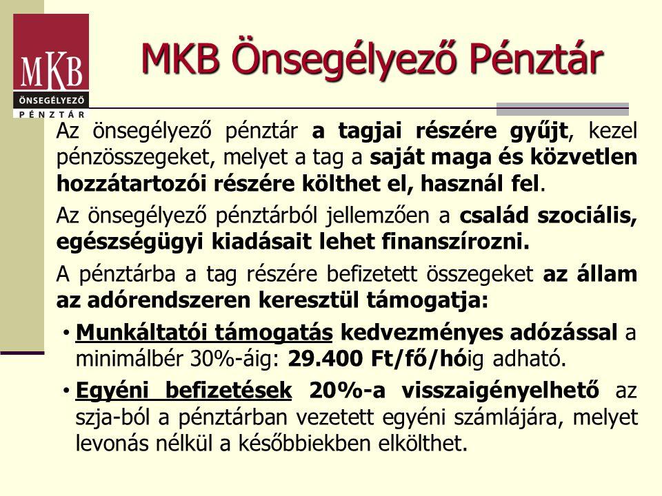 MKB Önsegélyező Pénztár