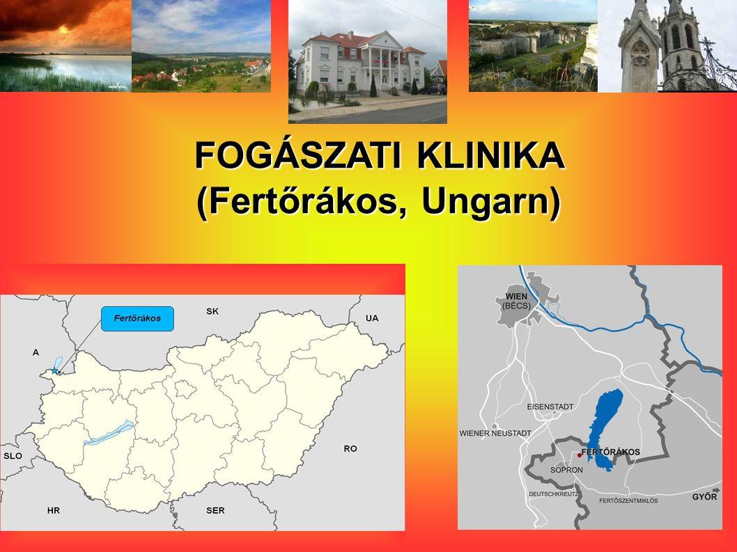 FOGÁSZATI KLINIKA (Fertőrákos, Ungarn)
