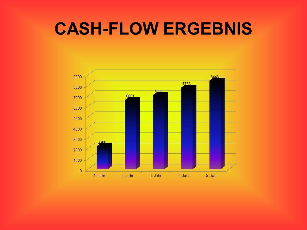 CASH-FLOW ERGEBNIS 11