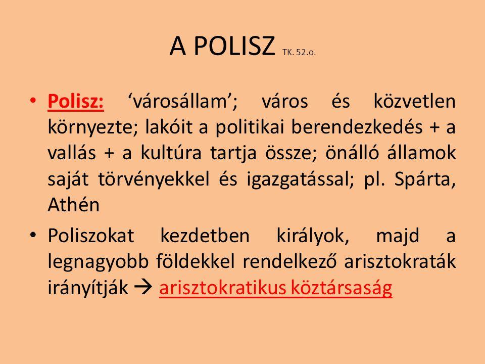 A POLISZ TK. 52.o.