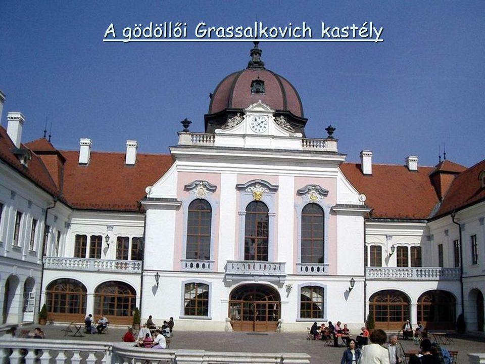 A gödöllői Grassalkovich kastély