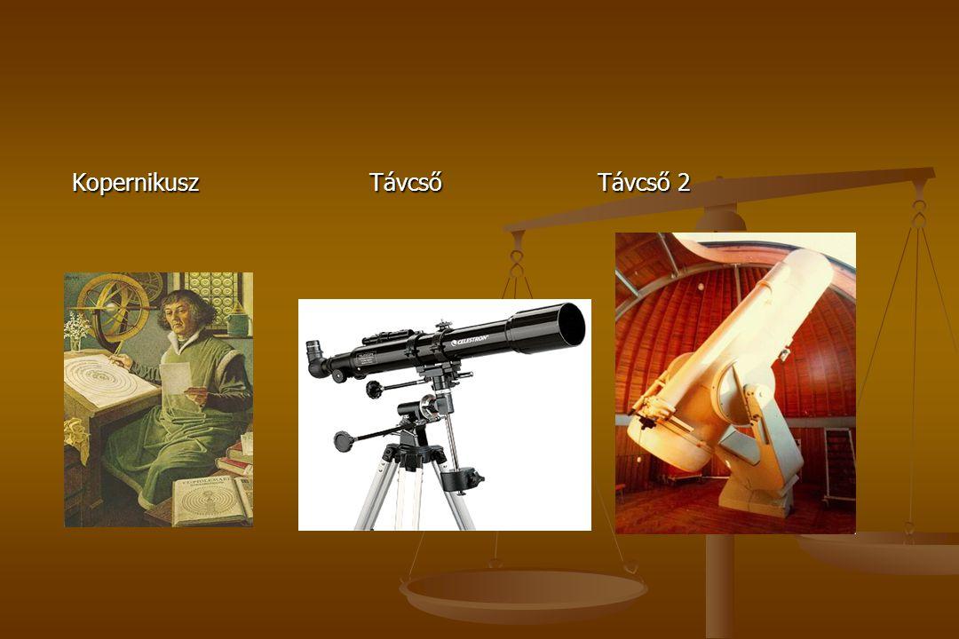 Kopernikusz Távcső Távcső 2