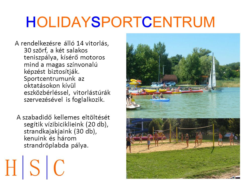 HOLIDAYSPORTCENTRUM