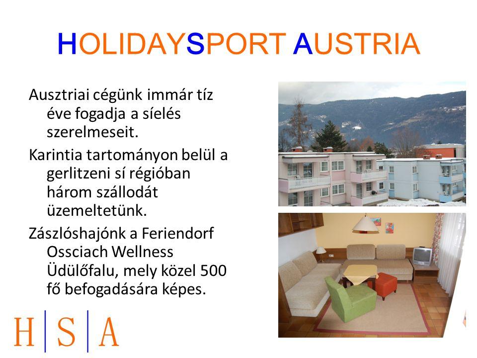 HOLIDAYSPORT AUSTRIA