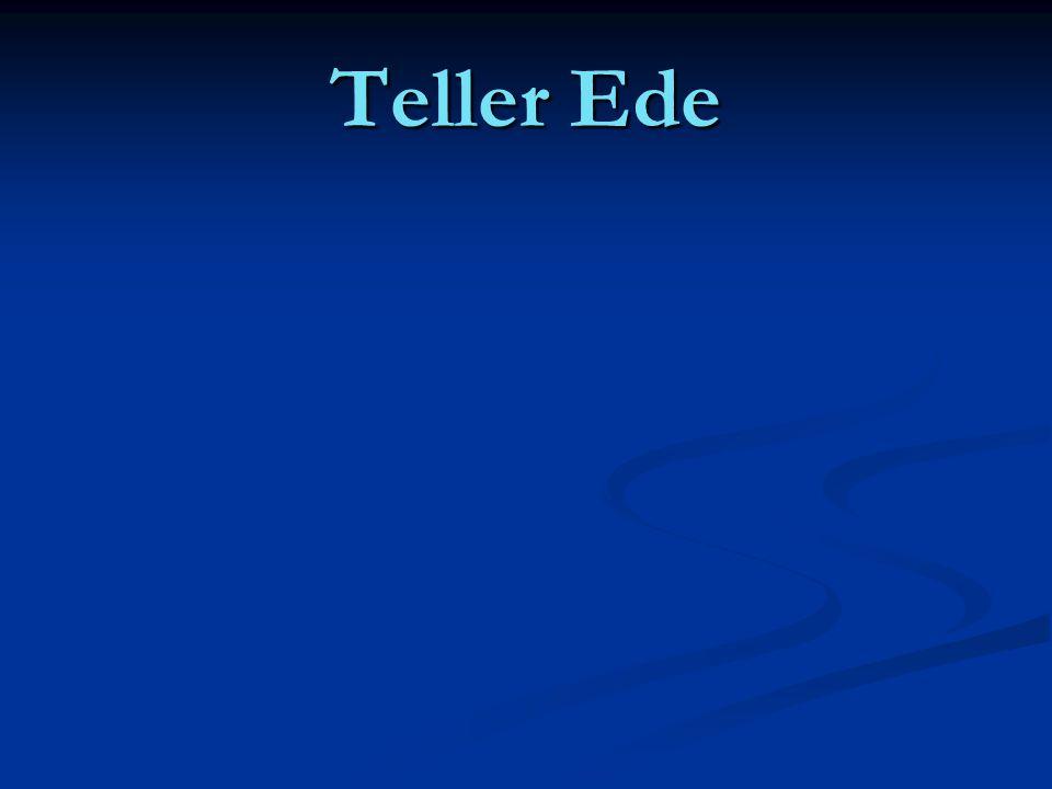 Teller Ede
