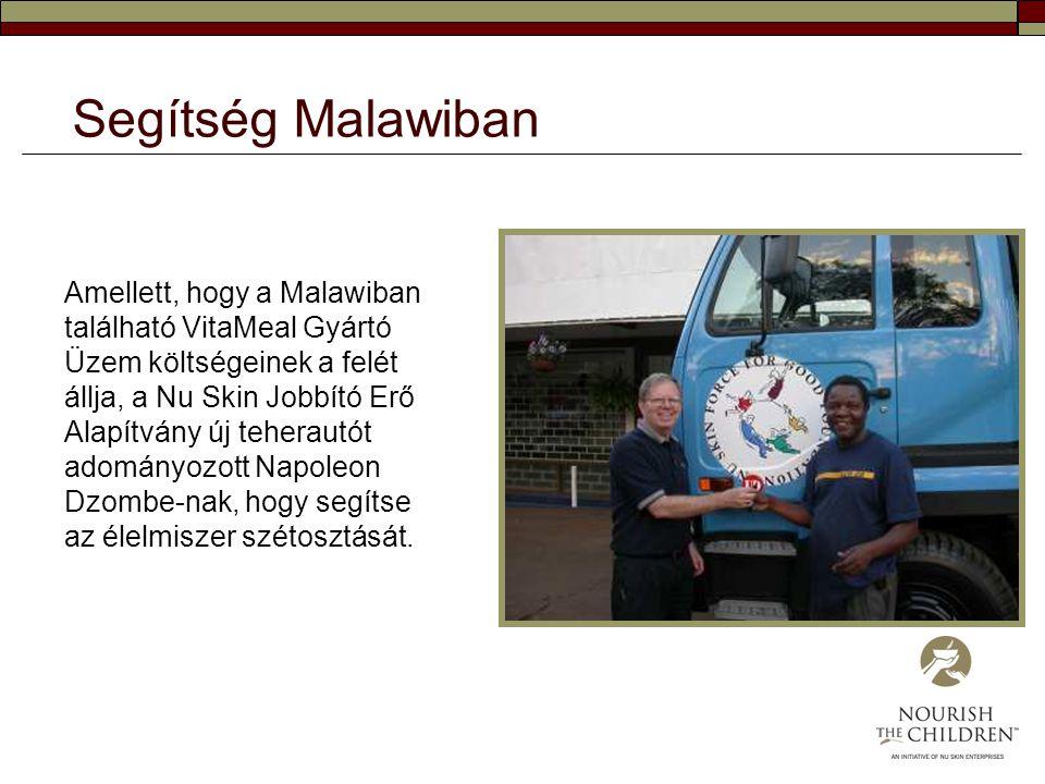 Segítség Malawiban