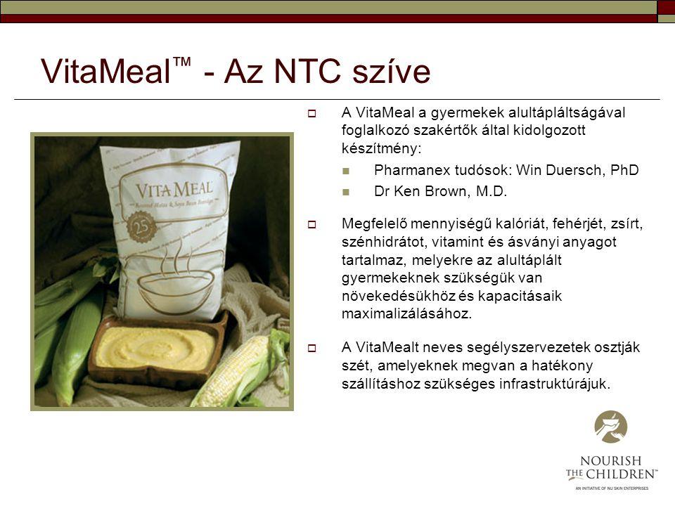 VitaMeal™ - Az NTC szíve