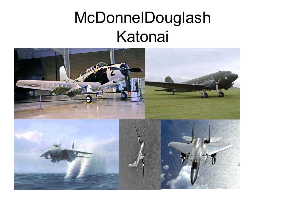 McDonnelDouglash Katonai