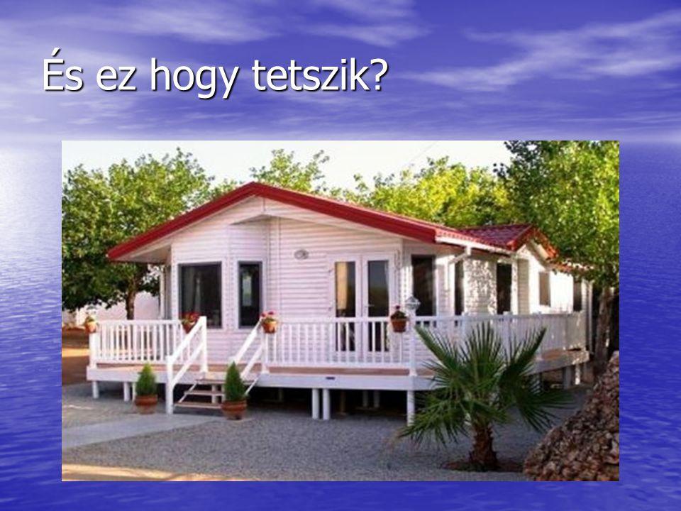 És ez hogy tetszik Csoma Zsuzsanna Euro Caravan B&B Kft Társértékesítő Elérhetőség: 0670 574 4308.