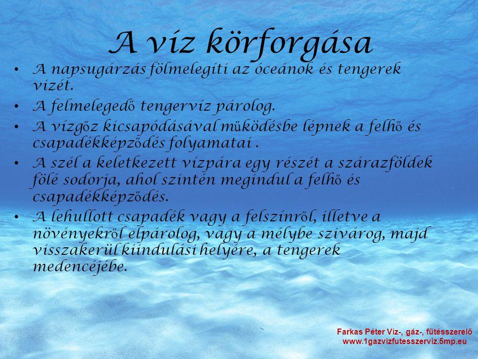 Farkas Péter Víz-, gáz-, fűtésszerelő www.1gazvizfutesszerviz.5mp.eu