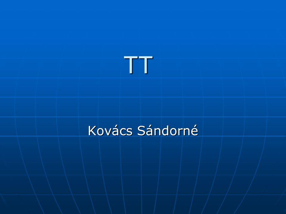 TT Kovács Sándorné