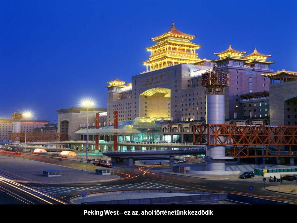 Peking West – ez az, ahol történetünk kezdődik