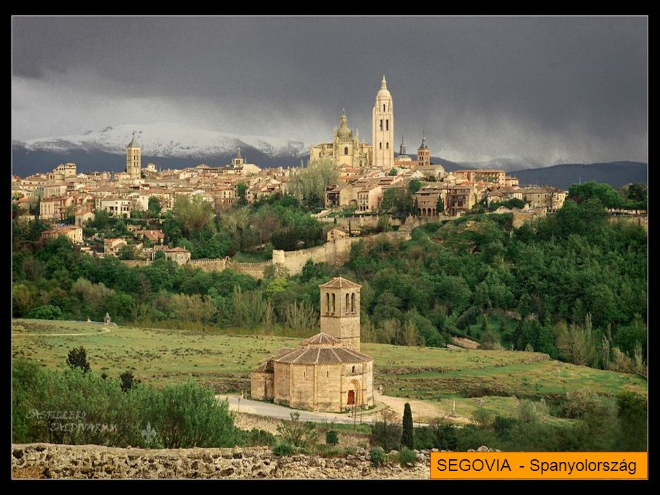 SEGOVIA - Spanyolország