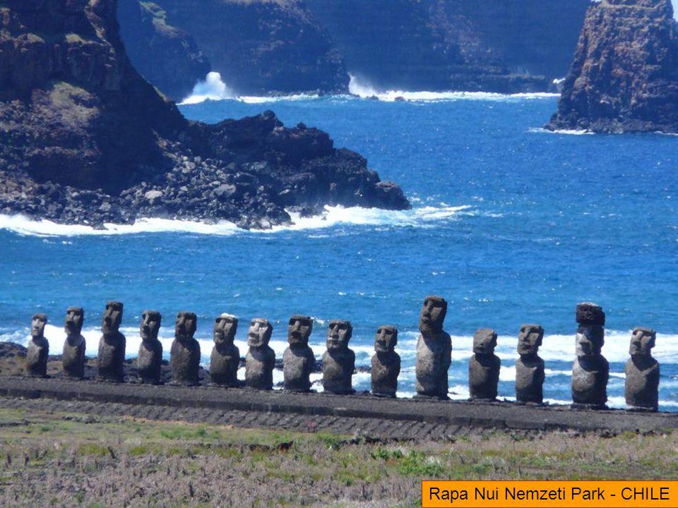Rapa Nui Nemzeti Park - CHILE