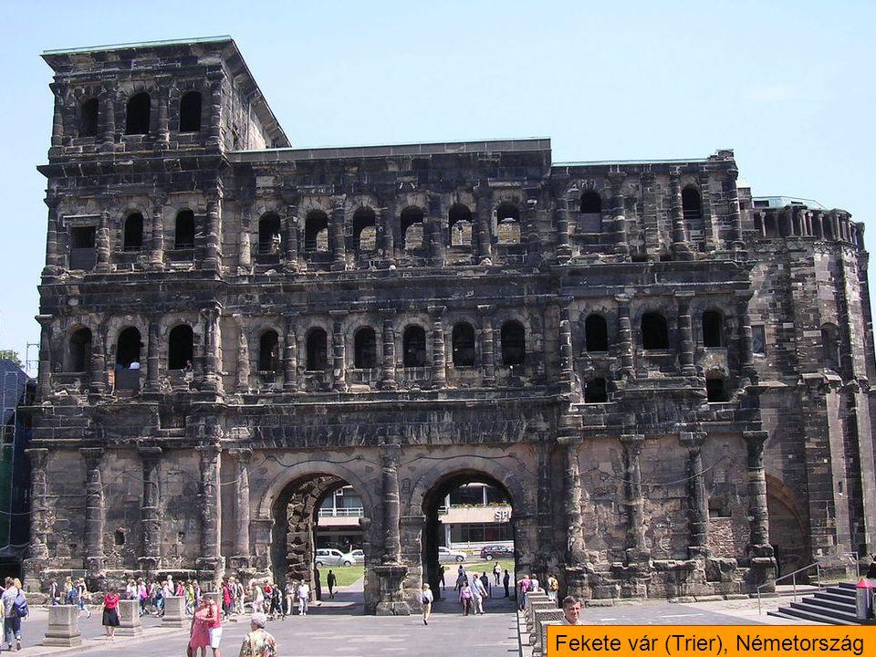 Fekete vár (Trier), Németország