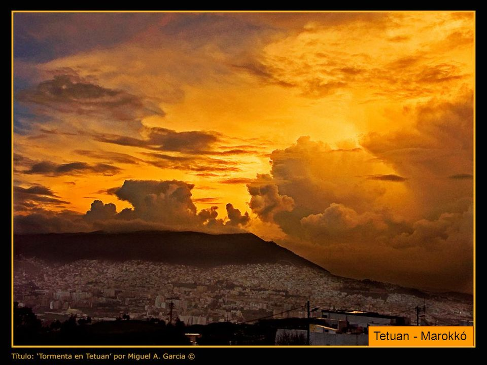 Tetuan - Marokkó