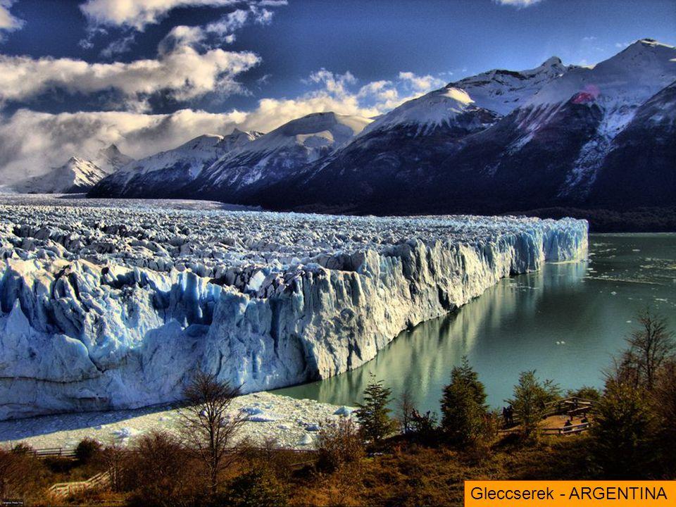 Gleccserek - ARGENTINA