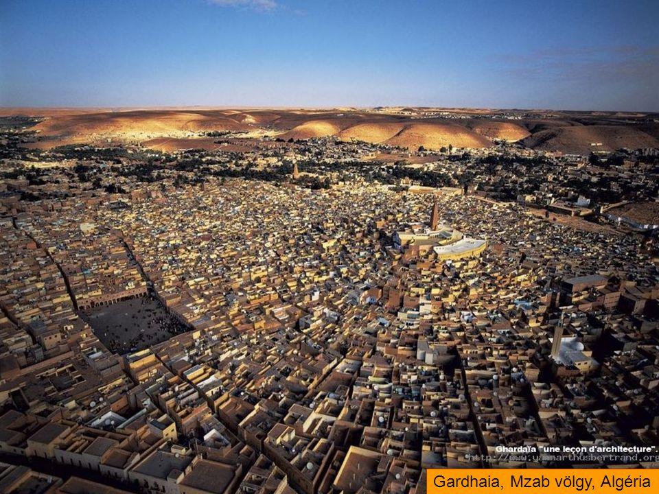 Gardhaia, Mzab völgy, Algéria